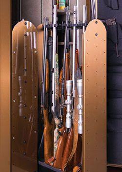 Gun Safe - Model 5072 | High Quality Gun Safes | Reed Safe